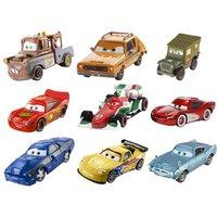 Cars - Rayo McQueen - Coche Personaje Cars 2