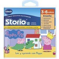 Vtech - Peppa Pig - Juego Educativo Storio 2
