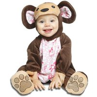 Disfraz Bebé - Osito 7-12 meses