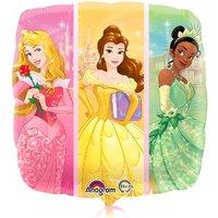 Princesas Disney - Globo Multi Princesas 48 cm
