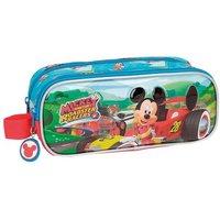 Mickey Mouse - Neceser 2 Compartimentos Mickey y los Superpilotos