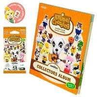 Nintendo - Amiibo Animal Crossing Pack 3 Tarjetas + Álbum Serie 2