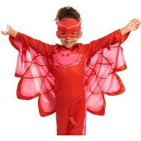 PJ Masks - Disfraz de Buhíta (Owlette) 4-6 años