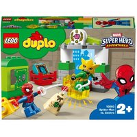 LEGO DUPLO - Spider-Man vs Electro - 10893