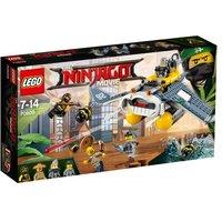 LEGO Ninjago - Bombardero-Mantarraya - 70609