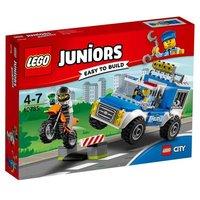 LEGO Junior - Furgón de la Policía en Acción - 10735