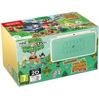 Nintendo - N2DS XL Animal Crossing + Animal New Leaf Welcome Amiibo
