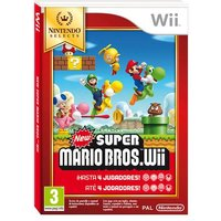 Wii - New Super Mario Bros - Selects