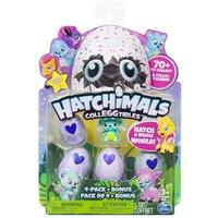 Hatchimals - Colleggtibles Pack 4 Figuras (varios modelos)