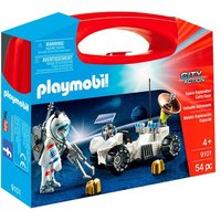 Playmobil - Maletín Grande Exploración Espacial - 9101