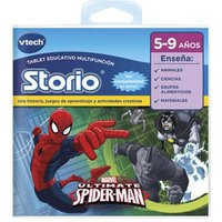 Vtech - Spider-Man - Juego Educativo Storio