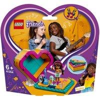 LEGO Friends - Caja Corazón de Andrea - 41354