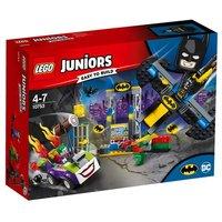 LEGO Junior - Ataque de The Joker a la Batcueva - 10753