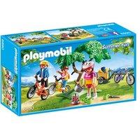 Playmobil - Paseo en Bicicleta de Montaña - 6890