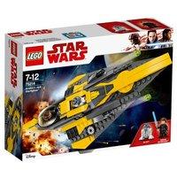 LEGO Star Wars - Caza Estelar Jedi de Anakin - 75214