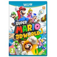 Wii U - Super Mario 3D World