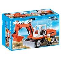Playmobil - Excavadora con Cargadora Frontal - 6860