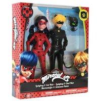 Ladybug - Pack 2 Muñecos