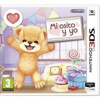 Nintendo 3DS - Mi Osito y Yo