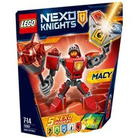 LEGO Nexo Knights - Macy con Armadura de Combate - 70363