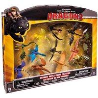 Dragones de Berk - Pack 12 Figuras Dragones Ultimate Collection (varios modelos)