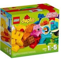 LEGO DUPLO - Caja del Constructor Creativo - 10853