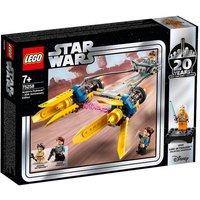 LEGO Star Wars - Vaina de Carreras de Anakin - 75258