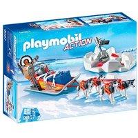 Playmobil - Trineo de Huskys - 9057