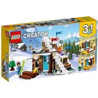 LEGO Creator - Refugio de Invierno Modular - 31080