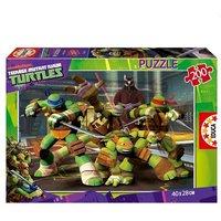 Educa Borras - Tortugas Ninja - Puzzle 200 Piezas