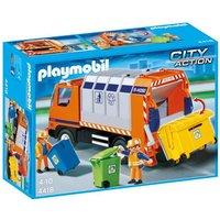 Playmobil - Camión de Reciclaje - 4418
