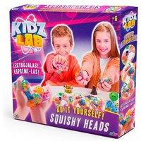 Laboratorio Squishy Heads