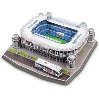 Puzzle 3D Estadio Santiago Bernabéu