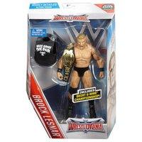 WWE - Brock Lesnar - Figura Deluxe Wrestlemania