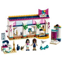 LEGO Friends - Tienda de Accesorios de Andrea - 41344