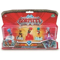 Gormiti - Pack Héroes 5 Figuras
