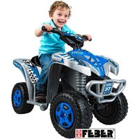 Feber - Quad King Cross Blue