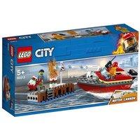 LEGO City - Llamas en el Muelle - 60213
