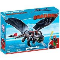 Playmobil - Hipo y Desdentao - 9246