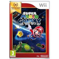 Wii - Super Mario Galaxy Wii Select