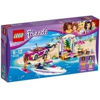 LEGO Friends - Remolque de la Lancha de Andrea - 41316