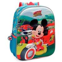 Mickey Mouse - Mochila Adaptable 33 cm Mickey y los Superpilotos