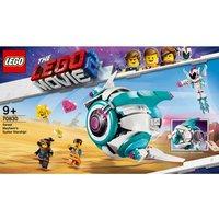 LEGO La Película - Nave Systar de Dulce Caos - 70830