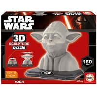 Star Wars - Puzzle 3D Yoda