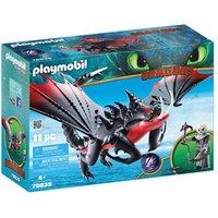 Playmobil - Aguijón Venenoso y Crimmel - 70039