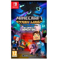 Nintendo Switch - Minecraft: Story Mode - The Complete Adventure