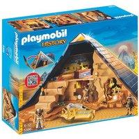Playmobil - Pirámide del Faraón - 5386