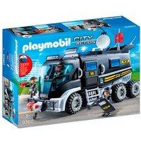 Playmobil - Vehículo con Luz LED y Módulo de Sonido - 9360