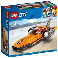LEGO City - Coche experimental - 60178