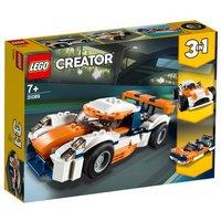 LEGO Creator - Deportivo de Competición Sunset - 31089
